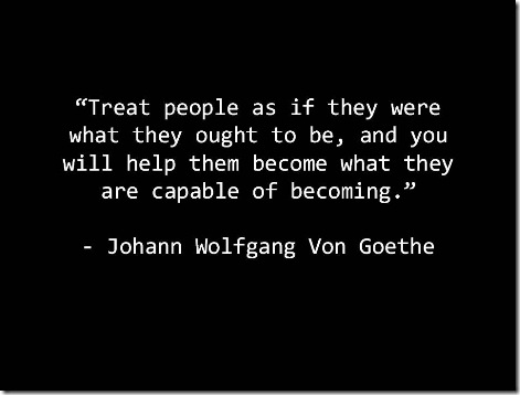 Johann Wolfgang Quote